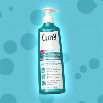 Curel Therapy Hydra Wet Moisturizer Skin Shower