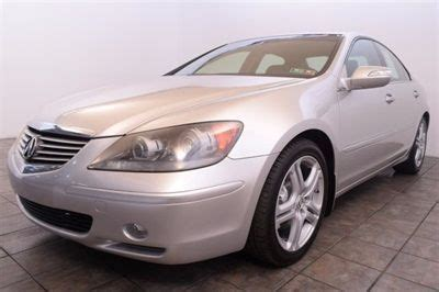 auto air conditioning repair 2005 acura rl user handbook 2005 acura rl 3 5rl with navigation system for sale at tony s auto world view other sedan 4