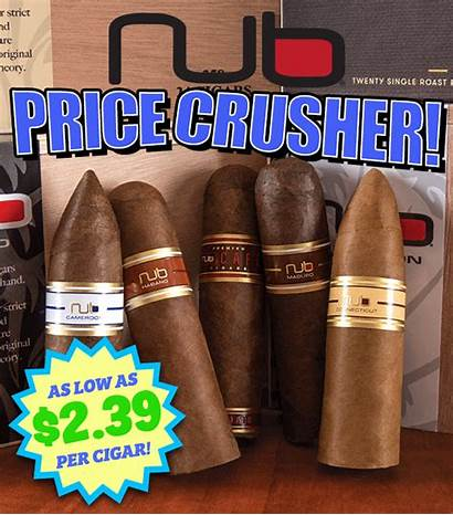 Nub Deal Gifts Milled Cigars