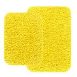 Yellow Bath Rugs