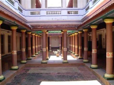 chettinad heritage palatial houses tamilnadu youtube