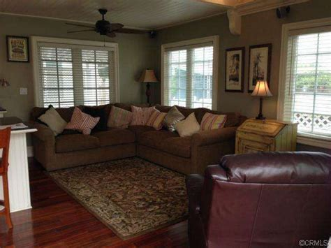 Decorating Ideas For Trailer Living Room by Living Room Completed Remodel Of Manufactured Home