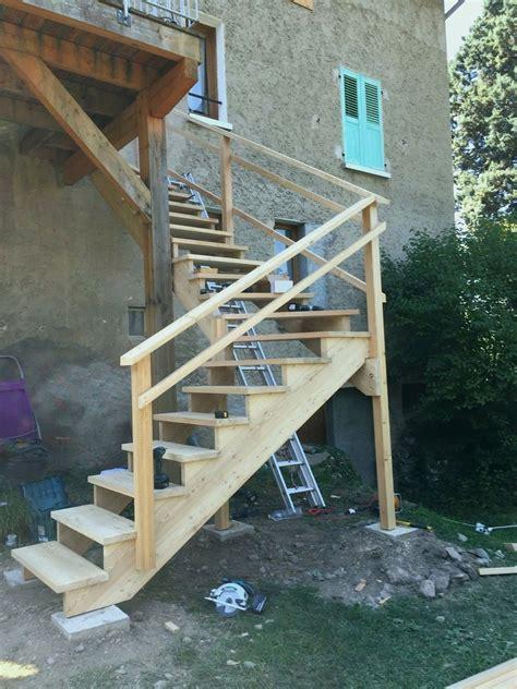 construire re escalier matt plomberie