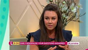 Michelle Heaton close to tears as she talks about how her ...