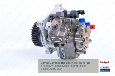 gładysek common rail pumps reconditioning remanufacture repair service
