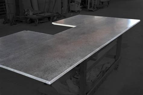 plaque de zinc pour cuisine plan de cuisine en zinc with plaque zinc pour plan