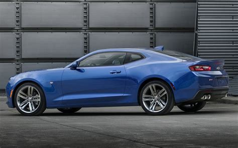 New 2018 Chevrolet Camaro Chases After The Mustang With A