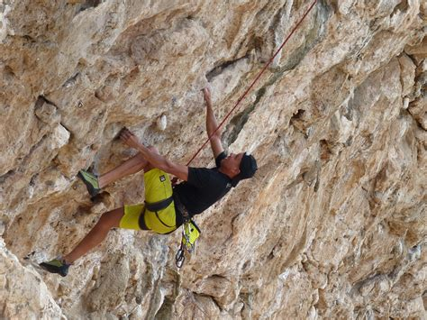 Rock Climbers Curacao Could Become The Destination