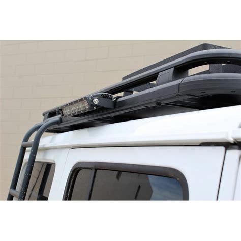 mount led lighting kit  roof rack pair maximus