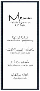 5 best images of free printable menu cards free for Free printable menu cards templates
