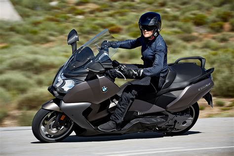 Review Bmw C 650 Sport by Updated Bmw C 650 Sport And C 650 Gt Arrives