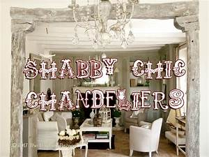 Shabby And Chic : rustic shabby chic chandeliers a guide to the best of 2018 ~ Markanthonyermac.com Haus und Dekorationen