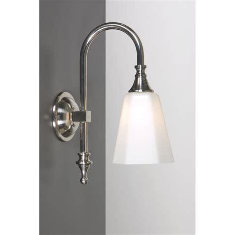 bathroom wall light satin nickel  traditional