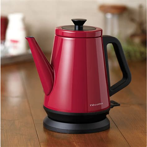 water pot kettle electric coffee boiler recolte hand classic drip pots kitchen 8l
