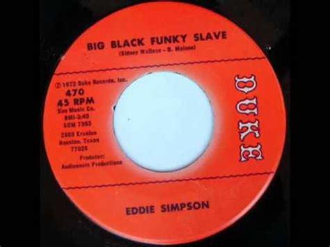 funkie big eddie big black funky