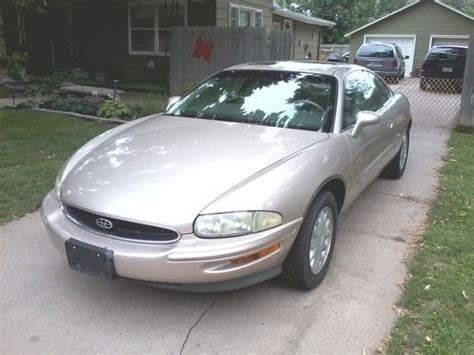 manual cars for sale 1995 buick riviera electronic throttle control sell used 1995 buick riviera base coupe 2 door 3 8l supercharged in hastings nebraska united