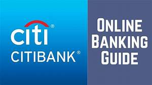 Citi Bank Online Banking Login