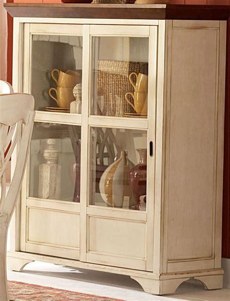 white curio cabinet homelegance ohana white curio cabinet 1393w 50 at