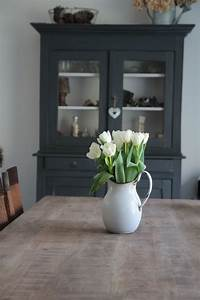 beautiful salle a manger gris anthracite ideas awesome With salle À manger contemporaineavec table grise salle a manger
