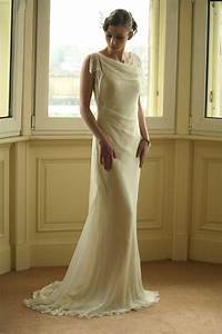 1930s style silk wedding dress natalia misslin deco for 1930s style wedding dresses