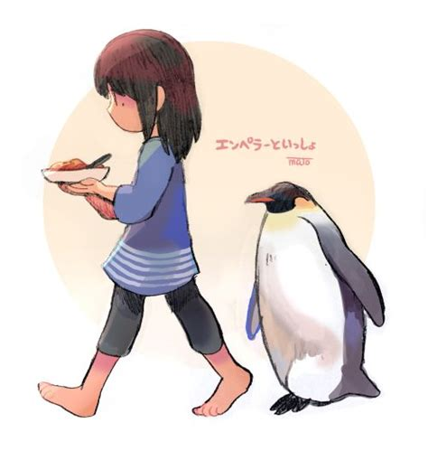 emperor anime 18 ga 62 best images about penguin anime on