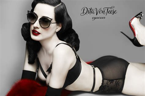 dita von teese eyewear dita von teese launches sunglasses with la brand dita