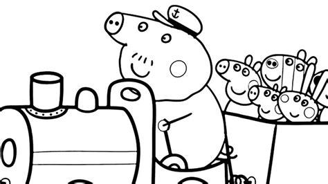 peppa pig fnaf coloring pages print coloring