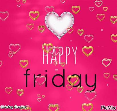 Friday Happy Heart Floating Picmix Lovethispic