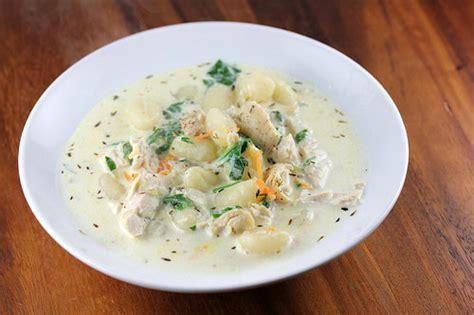 olive garden chicken gnocchi soup recipe olive garden chicken and gnocchi soup recipe blogchef net