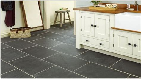 black slate floor tiles kitchen loving this flooring for my kitchen we shall see 7903