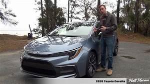 Review  2020 Toyota Corolla  Manual   Auto