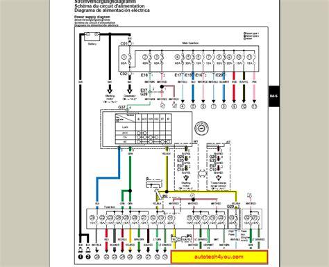 Suzuki Liana Wiring Diagram suzuki liana service manual الموقع الأول فى الشرق الأوسط