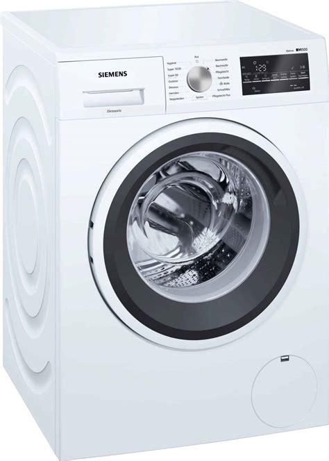 siemens waschmaschine angebot siemens wm14t421 waschmaschine im test 02 2019