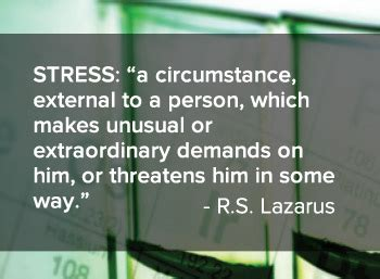 defining stress   definitions  selye