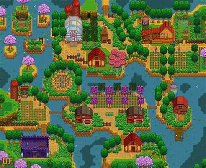 Stardew Valley Farm Riverland Layouts Farms Layout