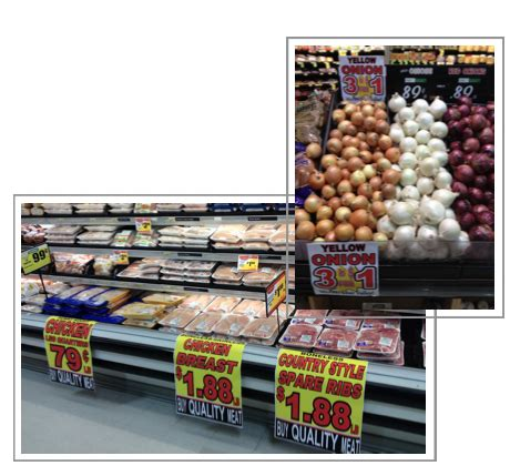 canon helps grocery store improve marketing industry