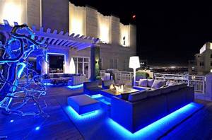 different ways in which you can use led lights in your home With outdoor led lighting for hotels