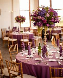 purple wedding invitations and wedding ideas With purple wedding decoration ideas
