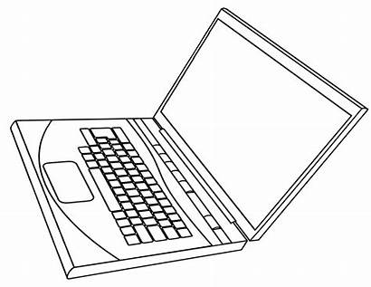 Laptop Coloring Pages Laptop3