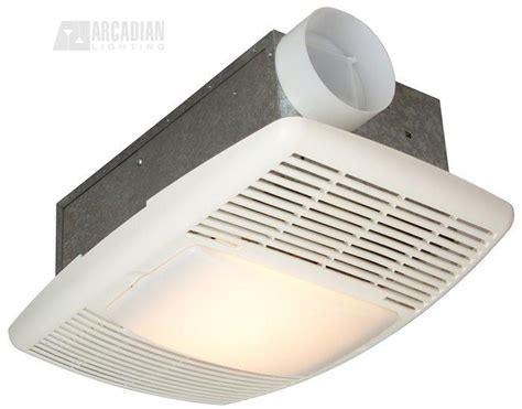 Bathroom Exhaust Fan Light Bulb by Craftmade Tfv70hl Designer Heat Vent Light Bathroom