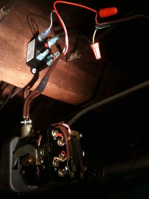 control   wire zone valve    wire thermostat