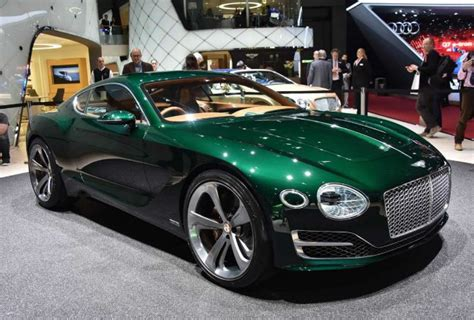 2018 Bentley Continental Gt Redesign And Specs