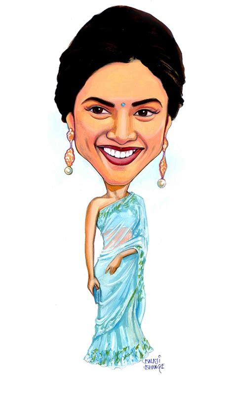 caricature balaji bhange
