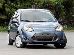 Ford Fiesta Rocam Ganha Novos Equipamentos De S U00e9rie Na