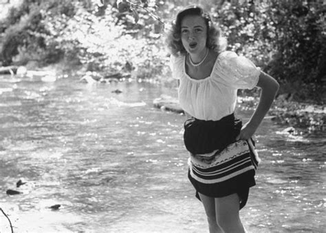 donna reed swimsuit time machine to the twenties what 100 stars want most in