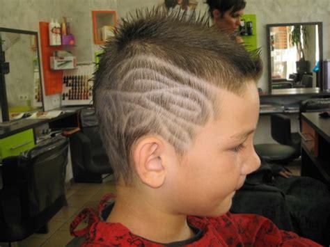 coiffure garcon