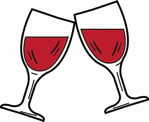 Wine glass icon, wine clipart, drinking clipart, food ...