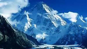 Beautiful Snowy Mountains HD wallpaper #1493208