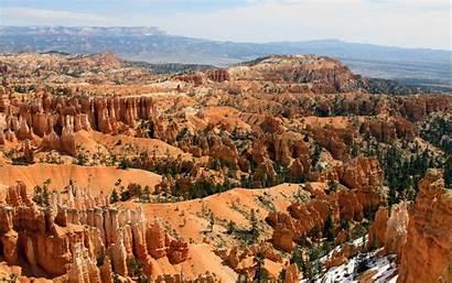 Utah Bryce Canyon Usa Park National Rock