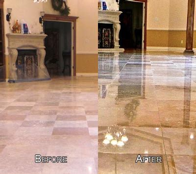 Travertine Polishing Houston   Travertine Restoration